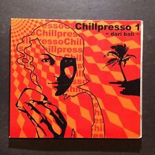 Various Artists : Chillpresso Vol.1: Dari Bali  CD  : Chill Out