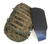 Flexible Plastic Sheet Insert - USMC MARPAT Gen I & II ILBE Assault Pack - NEW