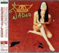 "Aerosmith Jaded, 4"" Maxi-Single Japan CD Obi_SRCS-2439"