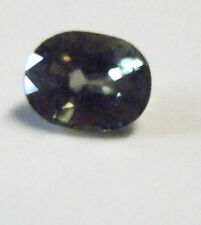 Natural Australian earth-mined  green  oval sapphire ..0.655  carat