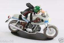 FIGURINE JOE BAR TEAM GUIDO BRASLETTI MOTO BIKE DUCATI 900 SS BD 1/18 RESINE