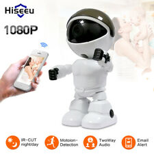 1080P 2MP WIFI IP Camera Robot Cam Baby Monitor Two-Way Audio Auto-Tracking US