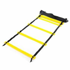 Training Speed Equipment Agility Ladder Football Soccer Cone Fitness Sports Rung