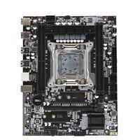 New X99Z Motherboard LGA 2011-3 LGA2011 M.2 NVME Slot DDR4 ECC SATA3.0 USB3.0