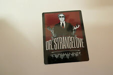 DR Strangelove doctor - Glossy Bluray Steelbook Magnet Cover NOT LENTICULAR