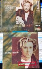 Jimmy Martin - Kids Of The Rockin' Nation (CD, 1994, Long Island, Germany)