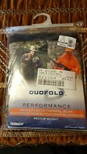 Vintage Duofold Performance THERMASTAT 2 Layer Thermal  Real Tree L Bottoms NWT