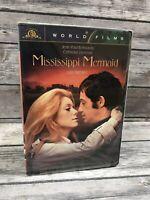Mississippi Mermaid (DVD, 2001) Catherine Deneuve Francois Truffaut NEW Sealed