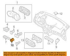 Genuine Hyundai 95430-3V001 Button Start Switch Assembly