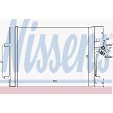 Nissens Kondensator, Klimaanlage Ford, Land Rover, Volvo 940044