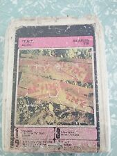 ACDC TNT TESTED 8 track tape FORD HOLDEN GT XY GTS MONARO