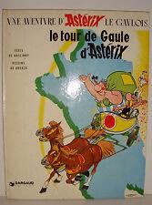 BD ASTERIX - LE TOUR DE GAULE D'ASTERIX  DARGAUD FEVRIER 1982