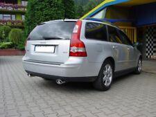 Volvo V50 2.0D Doppio Scarico Sportivo 120x80 mm (consegna 8 giorni)