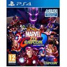 MARVEL VS CAPCOM Infinite PS4 jeu pour Sony Playstation 4 neuf et scellé GB PAL