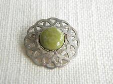 Agate Brooch/Pin Vintage Fine Jewellery (Unknown Period)