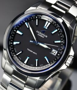 Brand-New Casio OCEANUS OCW-S100-1AJF Radio Solar Titanium Watch from Japan