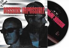 U2 - Adam Clayton / Larry Mullen - Mission impossible CDS 2TR EU CARDSLEEVE 1996