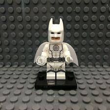 White Lantern Batman Custom Minifigure Custom Minifigures Lego Compatible