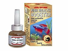 Esha Optima 20ml Replaces Trace Elements Vitamins in tap water aids fish health
