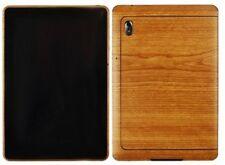 Skinomi Light Wood Tablet Skin+Screen Guard for Motorola XOOM 2 Family Edition