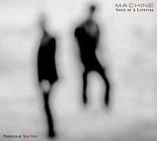 Machine - Voice of a Lifetime (2012)  CD  NEW/SEALED  SPEEDYPOST