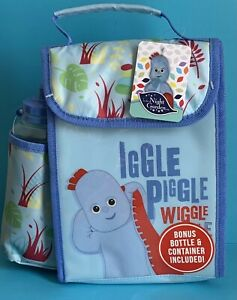 Iggle Piggle Night Garden Lunch Bag And Bottle New Tagged