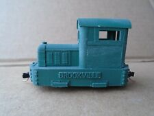On18 Brookville Locomotive Conversion Kit (not On30) by Railway Recollections