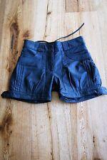 SkinGraft Leather Short Size XS