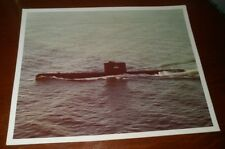 USS TROUT SS 566 Tang Class Submarine ca. 1961 PHOTO 'E' Battle Efficiency Award