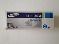 Toner Cyan Samsung CLP-C350A Sigillato