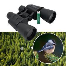 AU 10 x 50 High Power Porro Prism Binoculars & Bag Strap Telescope Bird Watching