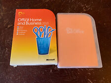 Microsoft Office Home and Business 2010 Word Excel Powerpoint OneNote Outlook