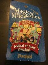 MAGICAL MILESTONES DISNEY PIN 1996 HUNCHBACK OF NOTRE DAME FESTIVAL OF FOOLS