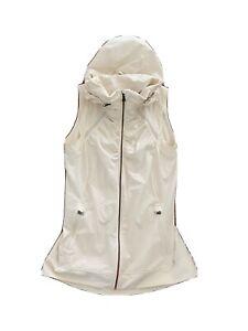 Womens Lululemon 4 Vest Jacket - Black Excellent Condition Ponytail Hole