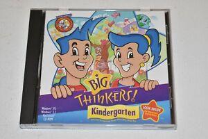 Big Thinkers: Kindergarten (Windows 95-3.1/Mac, 1997)