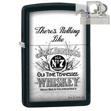 Zippo 29293 Jack Daniel's Old No 7 Whiskey Lighter with PIPE INSERT PL