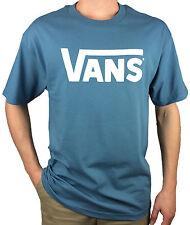 VANS. Authentic Mens T-Shirt. Various Colours 100% Cotton Size S, M, L, XL, XXL