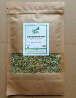 SHEPHERD'S PURSE HERB (Capsella bursa-pastoris) 100% natural dried tea tasznik