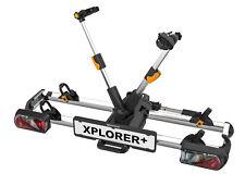 E Bike Heckträger  SPINDER XPLORER PLUS  für 2 E Bikes  Oversize und Y-Rahmen