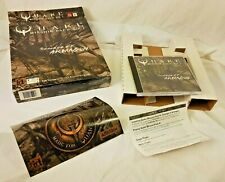 Quake Mission Pack No 1 Scourge of Armagon PC, 1997 BIG BOX Complete