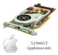 NEW Apple Mac G5 PCIe Dual/Quad Core PPC ATI Radeon X1900 GT 256MB Video Card