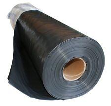 Damp Proof Membrane DPM 4M Wide 300mu 1200 Gauge Polythene Sheetning Roll CONBUD