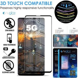 Galaxy Note 20 S21 20 S10 S9 S8 + NUGLAS Tempered Glass Screen Protector Samsung