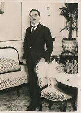Alexandre Ier c. 1930 - Roi de Yougoslavie - PRM 448