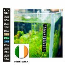 Aquarium Digital Thermometer Fish Tank Temperature Sticker