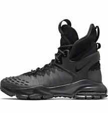 Men's NikeLab Nike Zoom Tallac Flyknit ACG Boots  865947 001 Black Sz 10.5