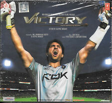 VICTORY - BRAND NEW BOLLYWOOD SOUND TRACK CD