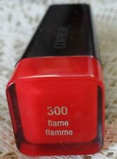 New Cover Girl Lip Perfection Lipstick #300 Flame Full size Seal