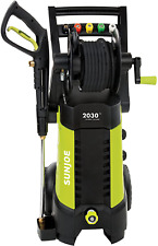 Sun Joe SPX3001 2030 PSI 1.76 GPM 14.5 AMP Electric Pressure Washer with Hose Re