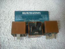 3 X GENUINE JAGUAR XJ6 X300 XJ8 X308  BROWN  RELAYS  LJA6703AA    V231136-B1-X21